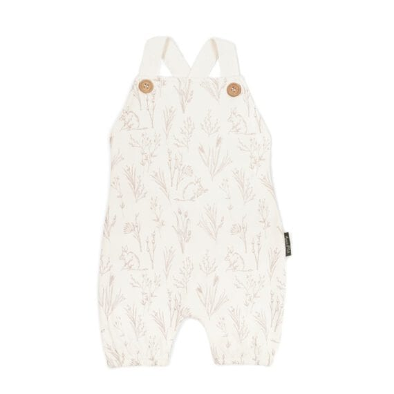 Aster & Oak zomer Jumpsuit mouwloos Crème